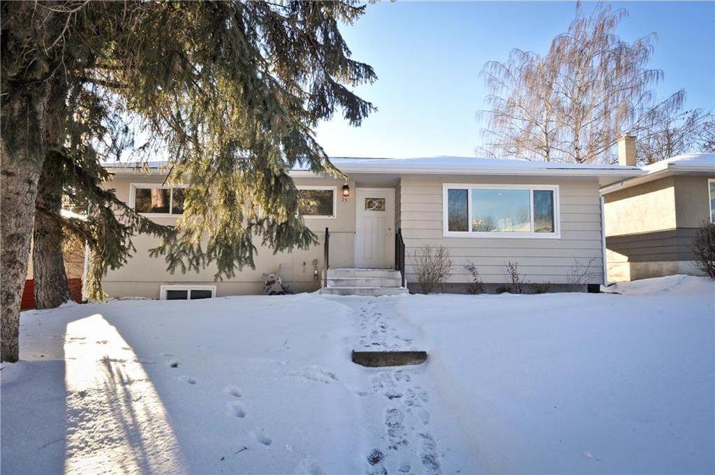 Main Photo: 35 HEALY Drive SW in Calgary: Haysboro House for sale : MLS®# C4154586