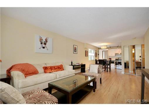 Main Photo: 204 1325 Harrison St in VICTORIA: Vi Downtown Condo for sale (Victoria)  : MLS®# 678323