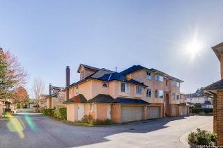 """Main Photo: 6 8120 GENERAL CURRIE Road in Richmond: Brighouse South Townhouse for sale in """"CANAAN GARDENS"""" : MLS®# R2567469"""