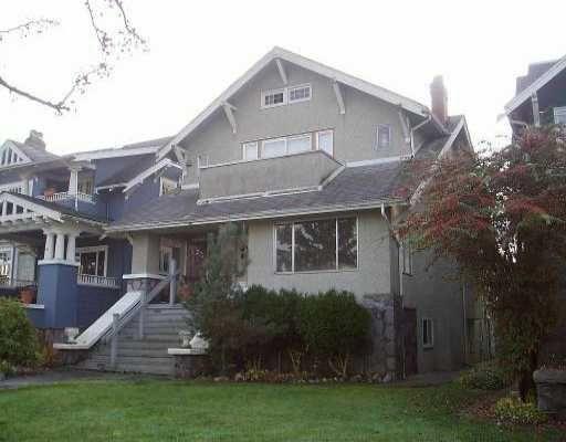 Main Photo: 2064 - 2066 W 15TH AV in : Kitsilano Fourplex for sale : MLS®# V513730