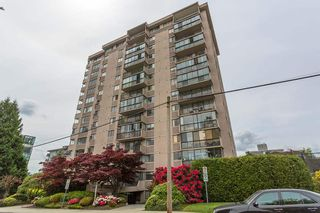 """Photo 35: 602 555 13TH Street in West Vancouver: Ambleside Condo for sale in """"Parkview Tower"""" : MLS®# R2591650"""