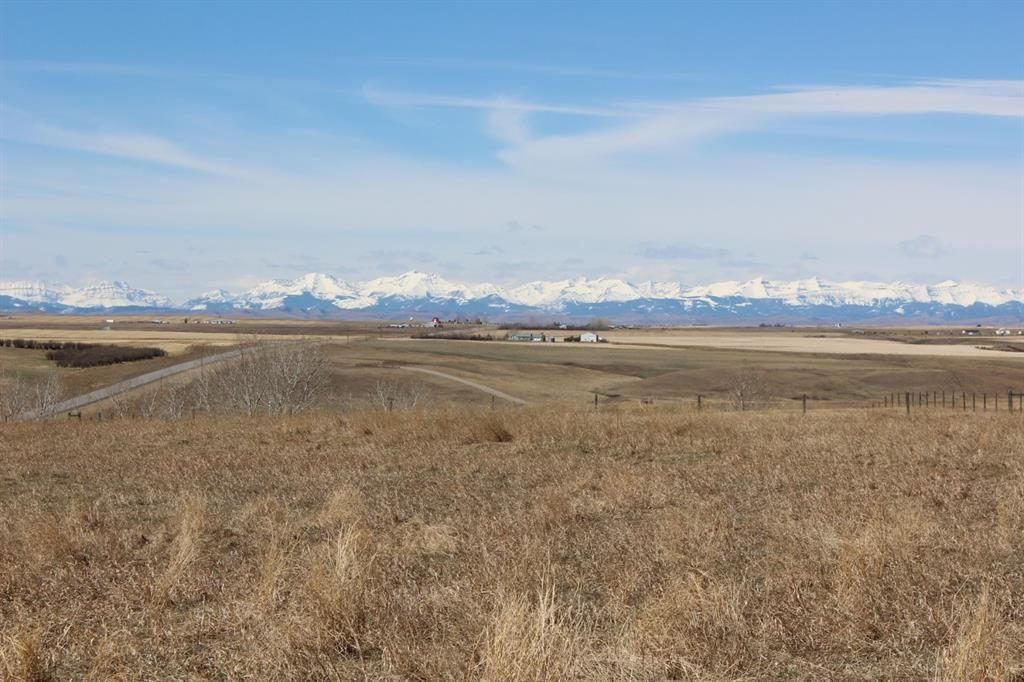 Main Photo: 72 Street E: Rural Foothills County Land for sale : MLS®# A1097005