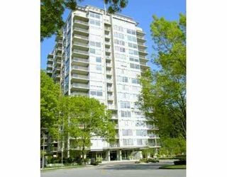 """Photo 1: 1702 5639 HAMPTON Place in Vancouver: University VW Condo for sale in """"THE REGENCY"""" (Vancouver West)  : MLS®# V753599"""