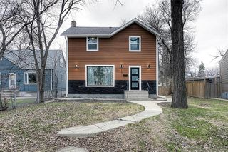 Photo 2: 615 Churchill Drive in Winnipeg: Riverview Residential for sale (1A)  : MLS®# 202101222