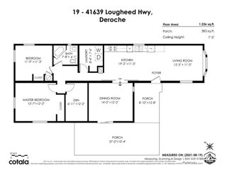 """Photo 2: 19 41639 LOUGHEED Highway in Mission: Dewdney Deroche Manufactured Home for sale in """"Evergreen Estates Mobile Home Park"""" : MLS®# R2611805"""