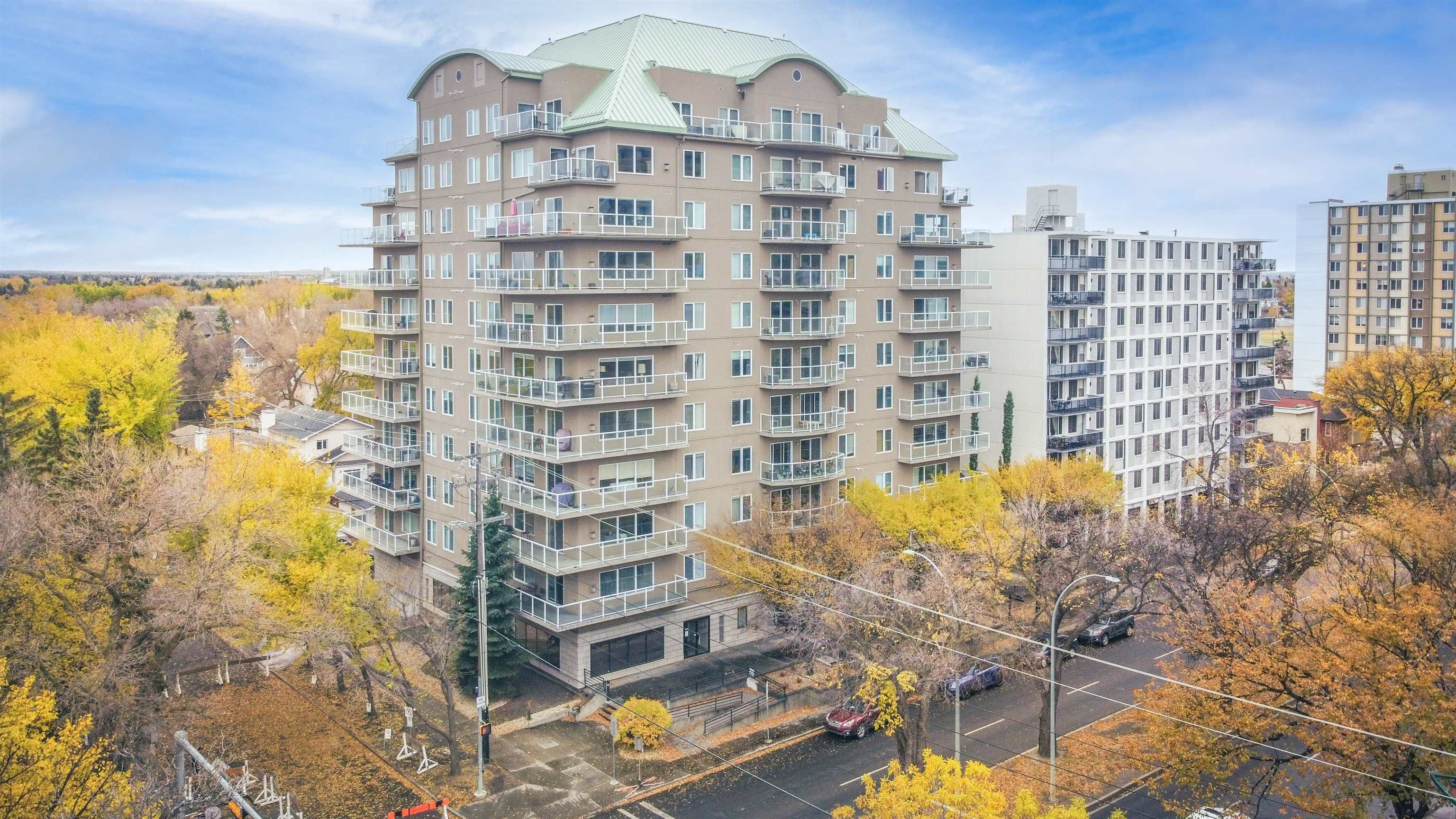 Main Photo: 207 11111 82 Avenue in Edmonton: Zone 15 Condo for sale : MLS®# E4266488