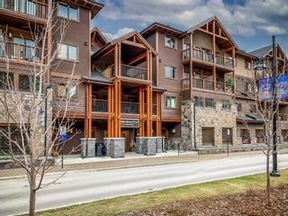 Photo 2: 325 808 Spring Creek Drive: Canmore Apartment for sale : MLS®# A1102446