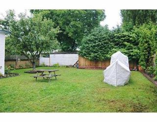 Photo 7: 2144 DUBLIN ST in New Westminster: West End NW House for sale : MLS®# V545299