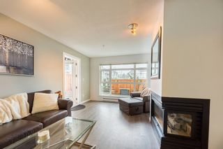 """Photo 2: 104 3122 ST JOHNS Street in Port Moody: Port Moody Centre Condo for sale in """"SONRISA"""" : MLS®# R2252681"""