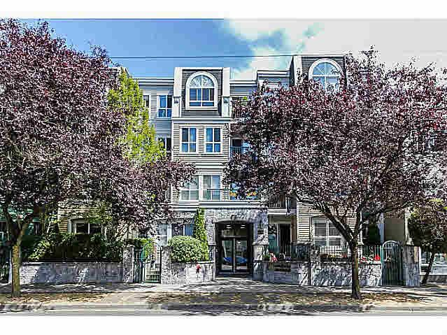 Main Photo: 101 3278 HEATHER Street in Vancouver: Cambie Condo for sale (Vancouver West)  : MLS®# V1136487