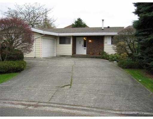 Main Photo: 3891 REES Road in Richmond: East Cambie House for sale : MLS®# V656340