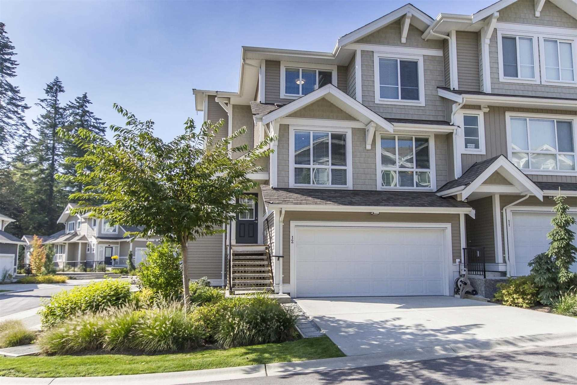 """Main Photo: 12 7059 210 Street in Langley: Willoughby Heights Townhouse for sale in """"Alder at Milner Heights"""" : MLS®# R2606619"""