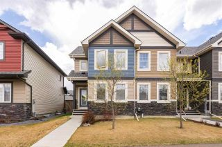 Main Photo: 363 NELSON Drive: Spruce Grove Attached Home for sale : MLS®# E4244522