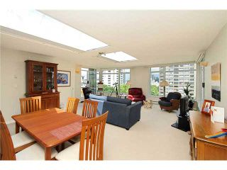 """Photo 4: 801 1272 COMOX Street in Vancouver: West End VW Condo for sale in """"CHATEAU COMOX"""" (Vancouver West)  : MLS®# V896383"""