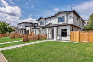 Photo 1: 7355 14TH Avenue in Burnaby: East Burnaby 1/2 Duplex for sale (Burnaby East)  : MLS®# R2611793