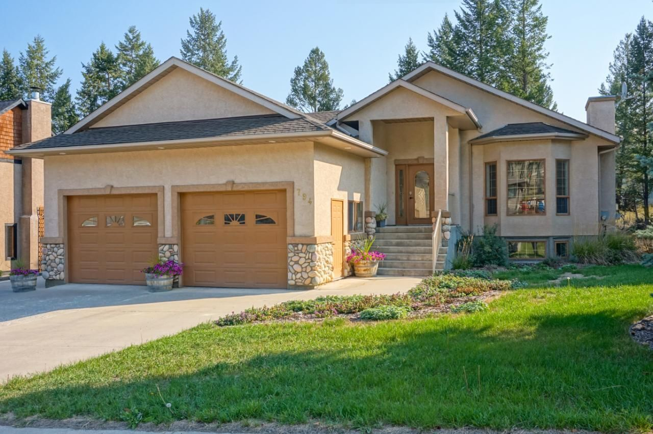 Main Photo: 794 WESTRIDGE DRIVE in Invermere: House for sale : MLS®# 2461024