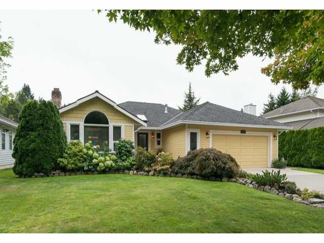 Main Photo: 12630 24A AV in Surrey: Crescent Bch Ocean Pk. House for sale (South Surrey White Rock)  : MLS®# F1423010