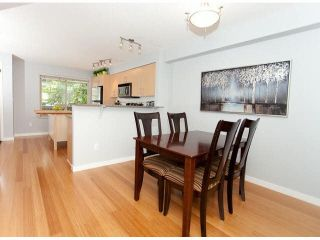 """Photo 5: 15 19250 65TH Avenue in Surrey: Clayton Townhouse for sale in """"Sunberry Court"""" (Cloverdale)  : MLS®# F1416410"""