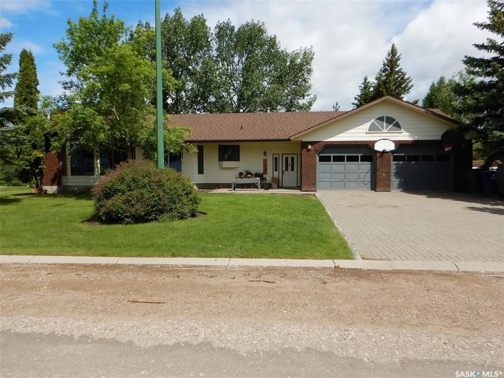 Main Photo: 307 Finley Avenue in Cut Knife: Residential for sale : MLS®# SK859610