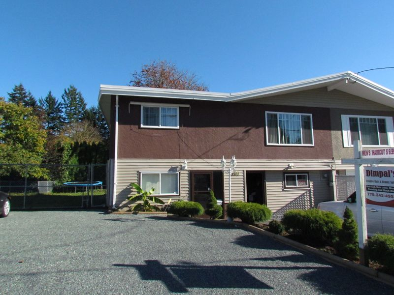 Main Photo: 2160 LYNDEN ST. in ABBOTSFORD: Abbotsford West 1/2 Duplex for rent (Abbotsford)