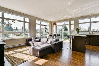 """Photo 9: 418 85 EIGHTH Avenue in New Westminster: GlenBrooke North Condo for sale in """"Eight West"""" : MLS®# R2562144"""