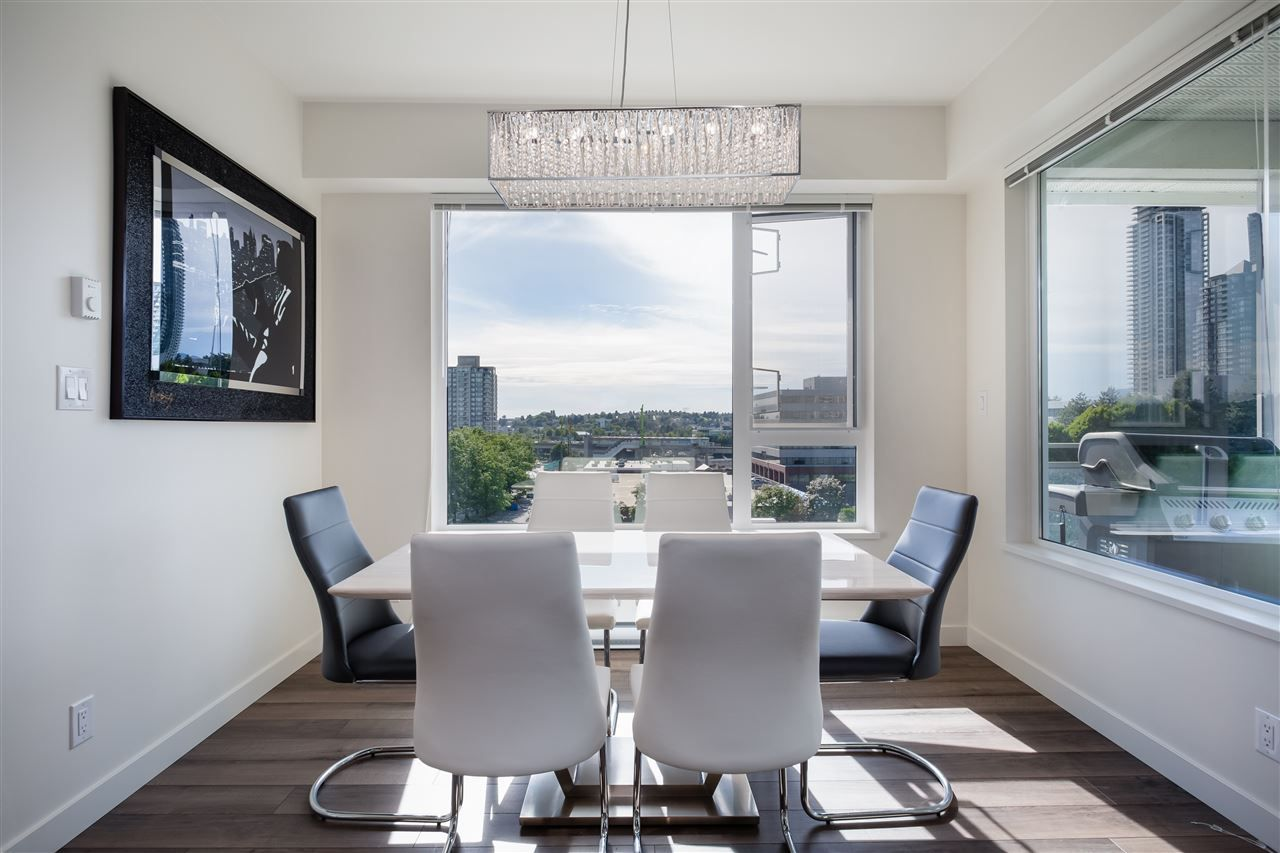 Photo 16: Photos: 602 2188 MADISON AVENUE in Burnaby: Brentwood Park Condo for sale (Burnaby North)  : MLS®# R2467995
