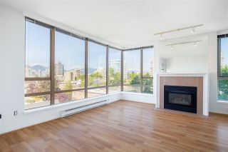 Photo 4: 603 1405 W 12TH AVENUE in Vancouver: Fairview VW Condo for sale (Vancouver West)  : MLS®# R2485355