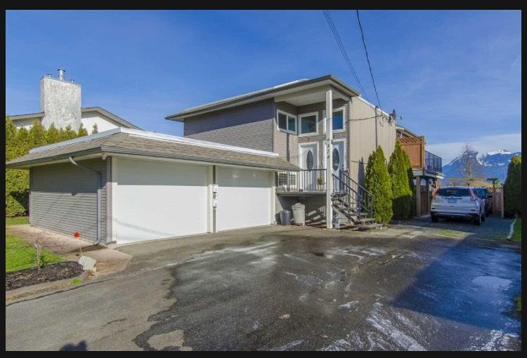 Main Photo: 9376 JAMES Street in Chilliwack: Chilliwack E Young-Yale 1/2 Duplex for sale : MLS®# R2527082