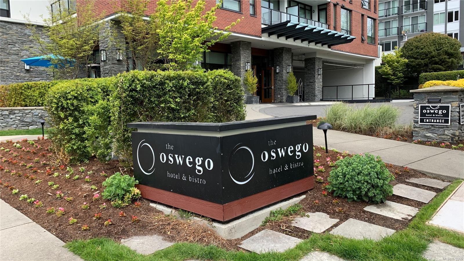 Main Photo: 310 500 Oswego St in Victoria: Vi James Bay Condo for sale : MLS®# 875306