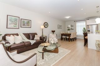 """Photo 1: 25 7665 209 Street in Langley: Willoughby Heights Townhouse for sale in """"ARCHSTONE YORKSON"""" : MLS®# R2620415"""