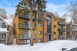 Main Photo: 201 922 19 Avenue SW in Calgary: Lower Mount Royal Apartment for sale : MLS®# A1067323