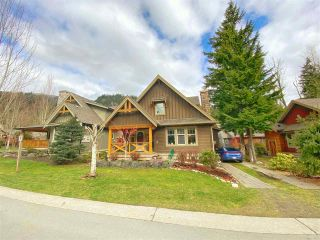 """Photo 1: 1858 WOOD DUCK Way: Lindell Beach House for sale in """"THE COTTAGES AT CULTUS LAKE"""" (Cultus Lake)  : MLS®# R2555828"""