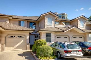 Photo 1: 61 19060 FORD ROAD in Pitt Meadows: Central Meadows Townhouse for sale : MLS®# R2210009
