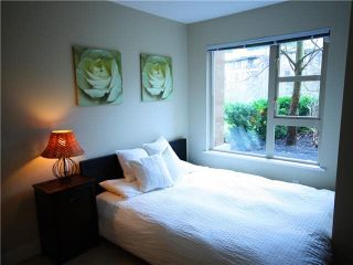 """Photo 9: 105 2388 WESTERN Parkway in Vancouver: University VW Condo for sale in """"WESTCOTT COMMONS"""" (Vancouver West)  : MLS®# V1044399"""
