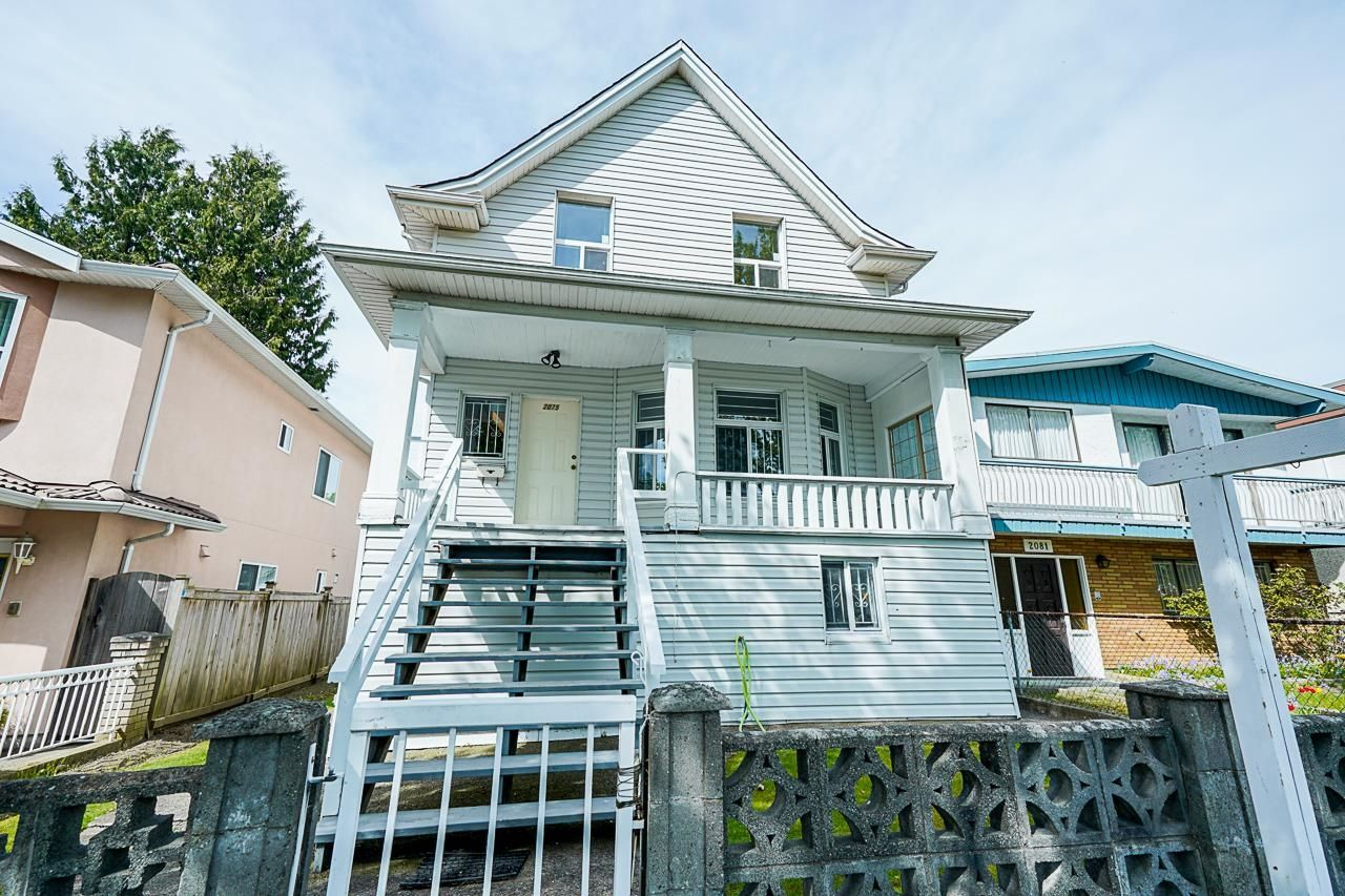 Main Photo: 2075 E 33RD Avenue in Vancouver: Victoria VE House for sale (Vancouver East)  : MLS®# R2614193