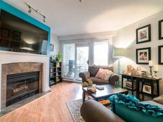 """Photo 8: 210 8450 JELLICOE Street in Vancouver: South Marine Condo for sale in """"THE BOARDWALK"""" (Vancouver East)  : MLS®# R2406380"""