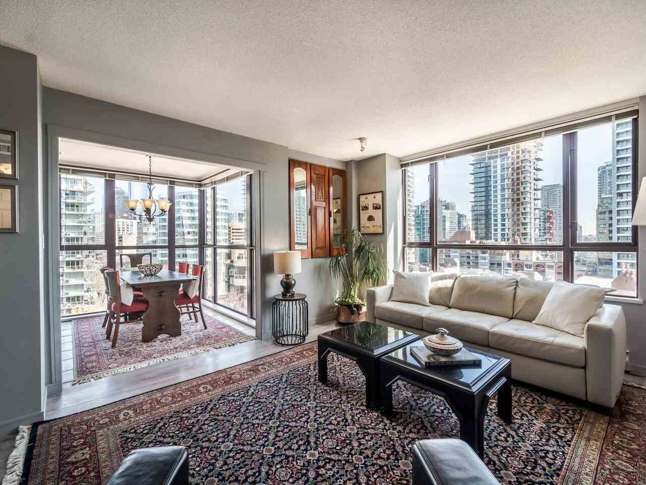 Main Photo: 1508 1003 PACIFIC Street in Vancouver: West End VW Condo for sale (Vancouver West)  : MLS®# R2562119