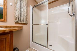 Photo 19: 48 Willow Park Estates: Leduc Mobile for sale : MLS®# E4214831