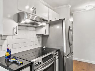 """Photo 15: 202 825 W 15TH Avenue in Vancouver: Fairview VW Condo for sale in """"The Harrod"""" (Vancouver West)  : MLS®# R2614837"""