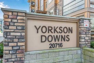 """Photo 2: B522 20716 WILLOUGHBY TOWN CENTRE Drive in Langley: Willoughby Heights Condo for sale in """"Yorkson Downs"""" : MLS®# R2540598"""
