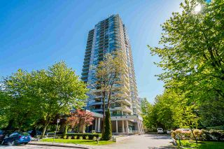 """Photo 2: 10E 6128 PATTERSON Avenue in Burnaby: Metrotown Condo for sale in """"Grand Central Park Place"""" (Burnaby South)  : MLS®# R2454140"""