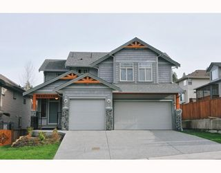 "Photo 1: 24623 KIMOLA Drive in Maple Ridge: Albion House for sale in ""HIGHLAND FOREST"" : MLS®# V812463"