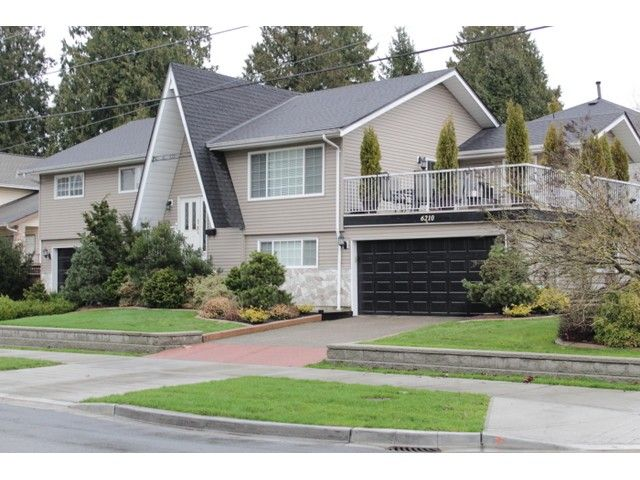 Main Photo: 6210 180TH Street in Surrey: Cloverdale BC House for sale (Cloverdale)  : MLS®# F1432805