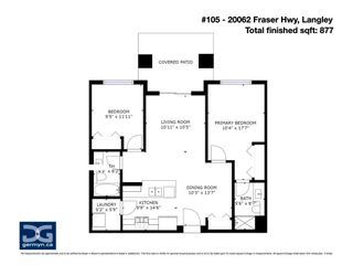 """Photo 40: 105 20062 FRASER Highway in Langley: Langley City Condo for sale in """"Varsity"""" : MLS®# R2599620"""