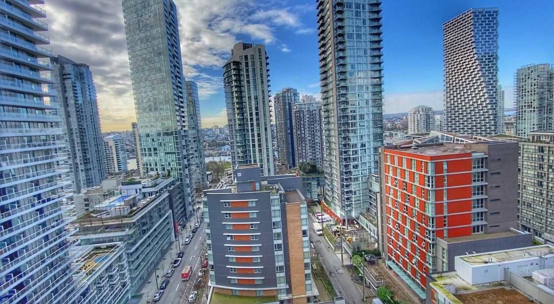 """Main Photo: 1907 1295 RICHARDS Street in Vancouver: Downtown VW Condo for sale in """"THE OSCAR"""" (Vancouver West)  : MLS®# R2539042"""