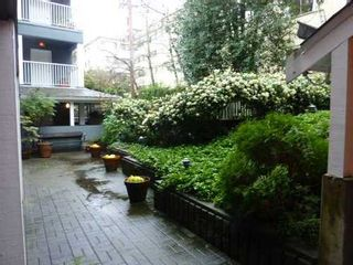 Photo 7: 104 1399 BARCLAY Street in Vancouver West: West End VW Home for sale ()  : MLS®# V879965