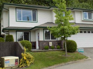 "Photo 1: 23 34250 HAZELWOOD Avenue in Abbotsford: Abbotsford East Townhouse for sale in ""Still Creek"" : MLS®# R2374307"
