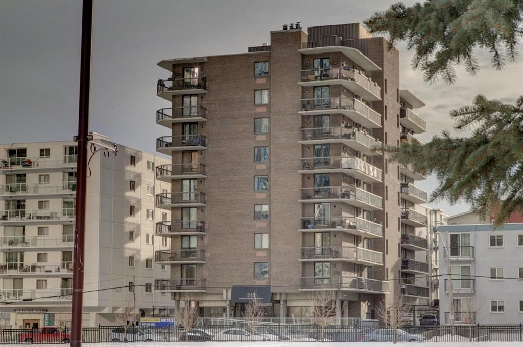 Main Photo: 203 215 14 Avenue SW in Calgary: Beltline Apartment for sale : MLS®# A1092010