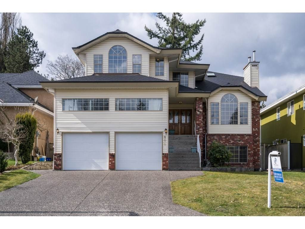 Main Photo: 816 RAYNOR Street in Coquitlam: Coquitlam West House for sale : MLS®# R2555914