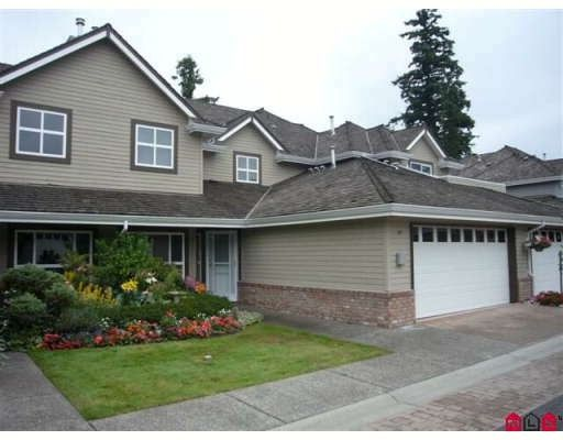 Main Photo: 11 2168 SW 150A: Townhouse for sale (South Surrey White Rock)  : MLS®# F2819599